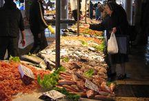 Food Culture - Markets, Stores, Restaurants