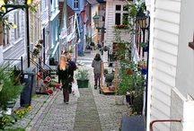 TRAVEL : Bergen Norway