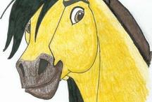 ♡ Spirit cavallo selvaggio