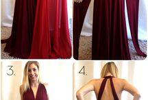Gelique dress ideas