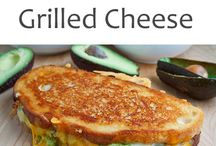 Grilled Cheese Sandwiches / by Mom Bloggers Club