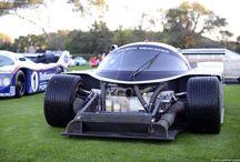 Legend race cars