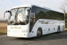 Our Fleet - Coach Buses