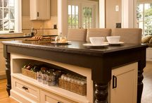 Dream Kitchens / Get inspired by these amazing kitchens!