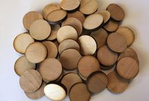 Wood Laser Cut Shapes / Wood Laser Cut Shapes includes circles, ovals, squares, rectangles and much more