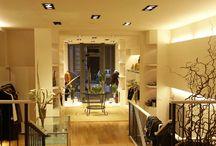 Shop design & decor