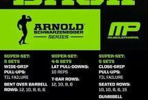 musclepharm workouts