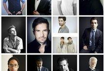 Gentlemens' Portraits / Inspiration
