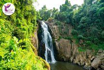 پارک های ملی تایلند را در سایت کارینا پرواز دنبال کنید