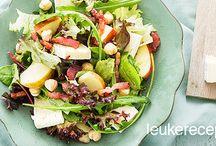 zomer salades