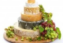 Wedding cakes and cheese towers / 30th May 2015