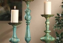 Lamps / The perfect accent! Our floor and table lamps will provide light and beauty to any room in your home!