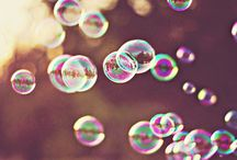 B-B-B-Bubbles / Within every bubble there is a rainbow