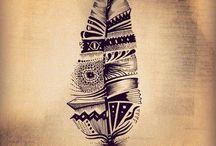 Tatouages plumes