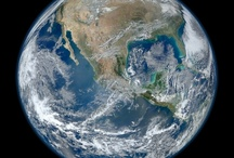 The Blue Marble / What we eat matters, and not just for our own health. I cook and eat as sustainability as possible to protect the environment. I also dream of traveling to space...