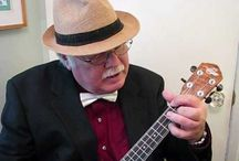 Ukulele Mike's Holiday Music Board / Great Holiday Music for the Ukulele and general singing just for fun from Ukulele Mike Lynch