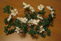 Beaded Flower Instructions / Tips and Techniques related to beaded flowers (French & Victorian Styles)