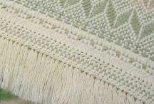 Swedish Weaving / Swedish weaving patterns and finished products / by Toni Jablonski