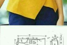blusas cortas