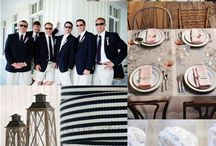 Nautical wedding  / by Chanelle Segerius-Bruce