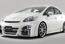 PRIUS [ZVW30 Facelift model] KENSTYLE BUMPER TYPE BODY KIT / 30プリウス