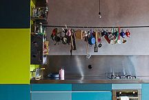 2014/15 Bright Kitchen Trends