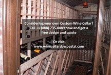 New Jersey Custom Wine Cellars Project - Short Hills / How to maximize a small wine cellar space? Learn how customers in Short Hills, New Jersey used redwood custom wine racks to storage capacity