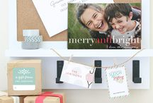 Holiday Photo Cards / We are excited to share our inspiring and affordable Holiday Photo Card collection for Expressionery.com! Let us know which is your favorite. / by Expressionery