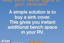 RV Hints & Tips / Caravan and Motorhome Hints & Tips