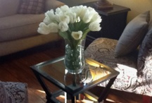 My Home Projects  / Things I have done around my home....trying to create decor with a french flair. / by Jill Bruckmann-Khan