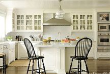 Eat well, inspiring kitchens and dining rooms / Dreaming of the perfect kitchen....
