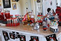 Party Ideas - PIRATES AARGH! / by Traci Palmieri