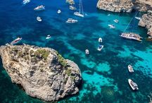 Malta  has many beautiful beaches  https://aboattime.com/en/yacht-charter-in-malta