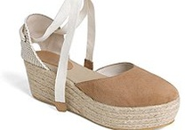 Espadrilles / by whimchic