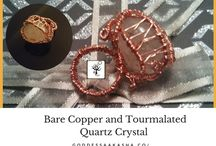 Crystals and Copper