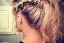 hair <3 / by Rebekah Hatch