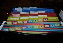 Homeschool Organizing & Planning / by Tiffany Scott