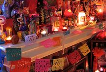 Day of the dead party / Day of the dead / by Debbie Graetz