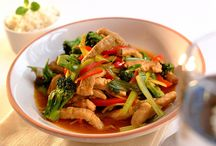 Kjøttretter / Enkle og smakfulle retter med kjøtt og grønnsaker