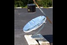 Solar Kocher