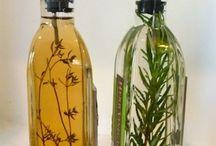 Vinegars + Oils