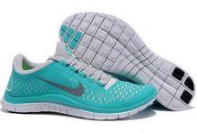 Nike for the long run / The walk like heaven!