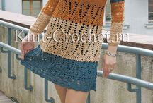 robe crochet