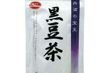 Kuromame / Japonský nápoj z černé soji