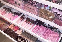 Make-up aufbewahren