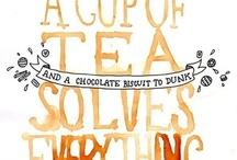 Tea wonderful tea! / All things tea. / by Trish Mastriano