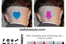 bettybeauty for men too!