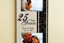 25th Anniversary Gift