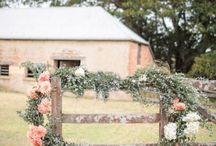 house wedding decoration