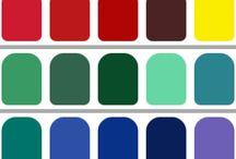 Colores para morena